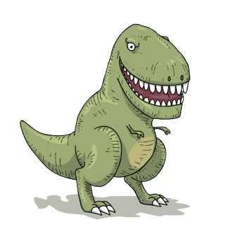 When did God create the Dino's? A Quick Old versus Young Earth perspective.