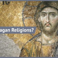 Is Jesus Christ a Copy of Pagan Religions?
