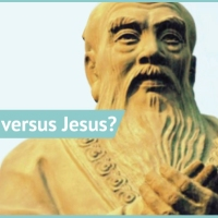 How do Confucius and Jesus Christ Compare Historically?