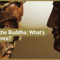 What Are Some Differences Between The Buddha and Jesus Christ?