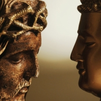Jesus vs. Buddha: Historical evidence comparison.