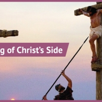 The Piercing of Christ on the Cross