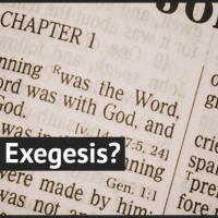 What is Biblical Exegesis? (The Three Worlds of the Text)