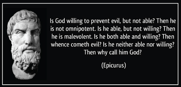 Is There a Response to the Epicurus Dilemma  Bishops