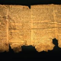 Old Testament Manuscripts: DSS, MT, and LXX.