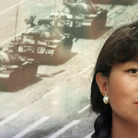 Secular Student & Tiananmen Protest Leader, Chai Ling, Finds God.
