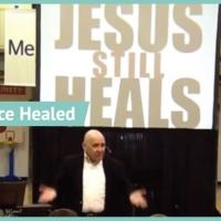 "Pastor ""Healed"" from Permanently Damaged Voice While Preaching on Healing"