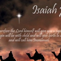 Why Isaiah 7:14 Is Not A Prophecy of Jesus' Virgin Birth.