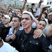 Some Islamic Youth in Germany Have Sympathies for Radical Islamic Groups