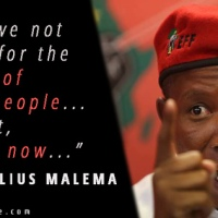 "SAHRC Says Malema's ""Slaughter"" White People Comments Not Hate Speech [My Reflections]"
