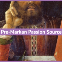Jesus Christ in the Pre-Markan Passion Narrative Source