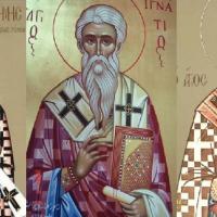 Who were the Apostolic Fathers?