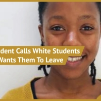 """When UCT Student Kolosa Ntombini Called White Students """"Oppressors"""" and Wanted Them to Leave the Room"""