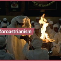 Dualism in the Zoroastrian Religion