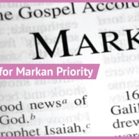 What are the Arguments for Markan Priority?