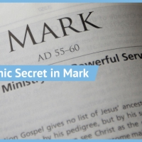 What is the Messianic Secret in the Gospel of Mark?